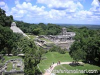 Palenqe Messico