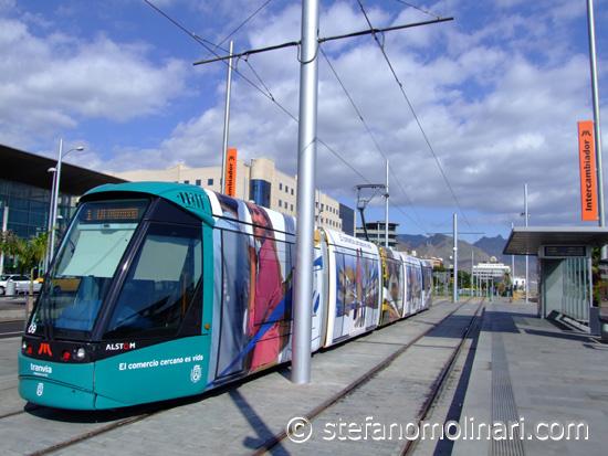 TITSA-Bus -Metro Tenerife - Teneriffa - Kanaren