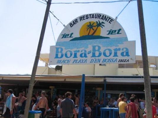 Bora Bora Club Ibiza - Ibiza - Spanien