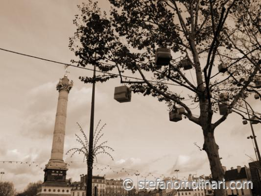 Bastille - Paris - Frankreich