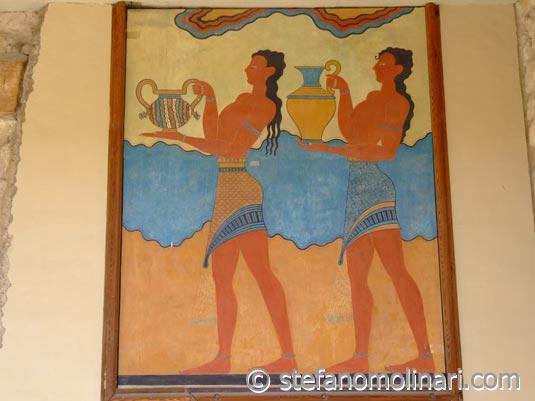 Knossos - Kreta - Griechenland