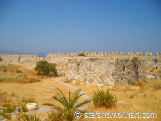 Виды Коза - Кос - Греция