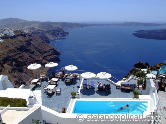 Santorin Luxushotel - Santorin - Griechenland