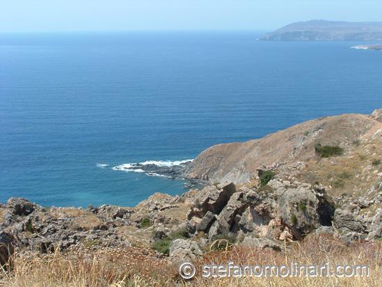 Kap Tenaro Mani -  - Griechenland