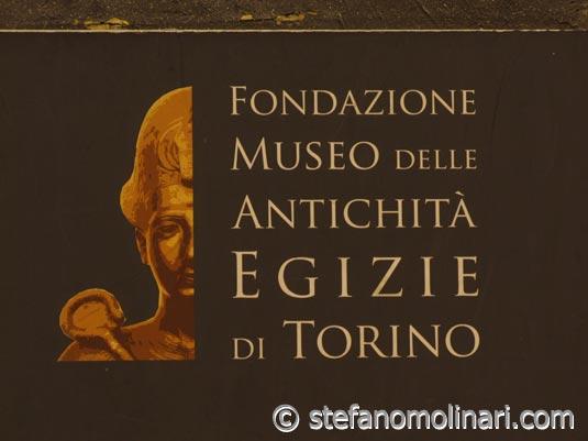 �gyptisches Museum - Turin - Italien