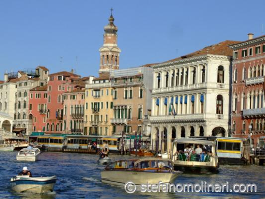 Umzug mit der Fähre - Venedig - Italien