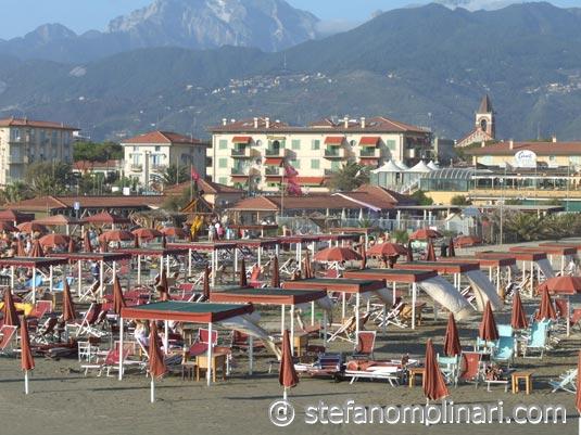 Bagno Pietrasanta - Versilia - Italien