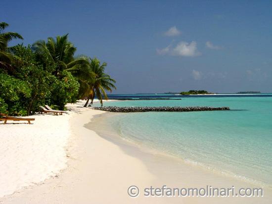 Maafushivaru Strand Meer - Maafushivaru - Malediven