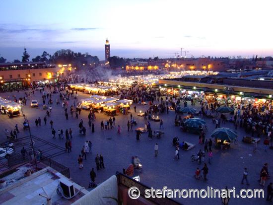 Marrakesch schönste seiten - Marrakesch - Marokko
