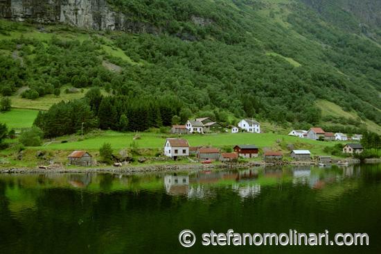 Fotos Norwegischen Fjorde - West Coast Fjord Land - Norwegen