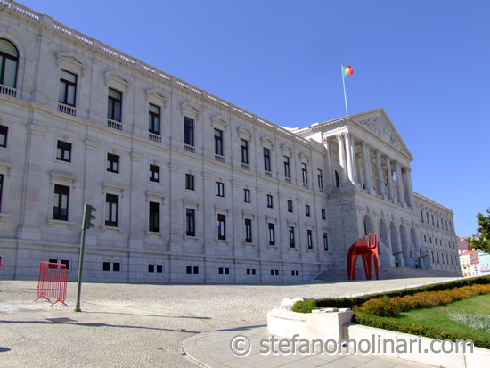 Palacio de Sao Bento -  - Portugal
