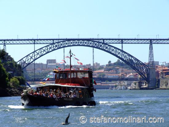 Douro Boat Trip - Porto - Portugal