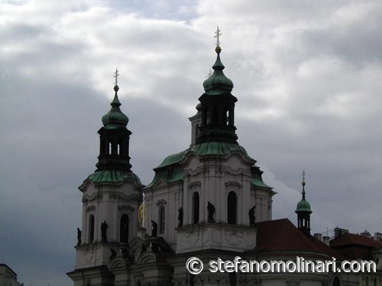 Hauptplatz - Prag - Tschechische Republik