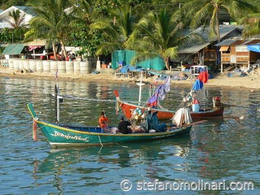 Ko Phangan - Ko Samui - Thailand