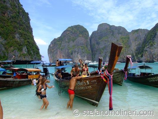 Phi Phi Islands Bilder - Phi Phi Islands - Thailand