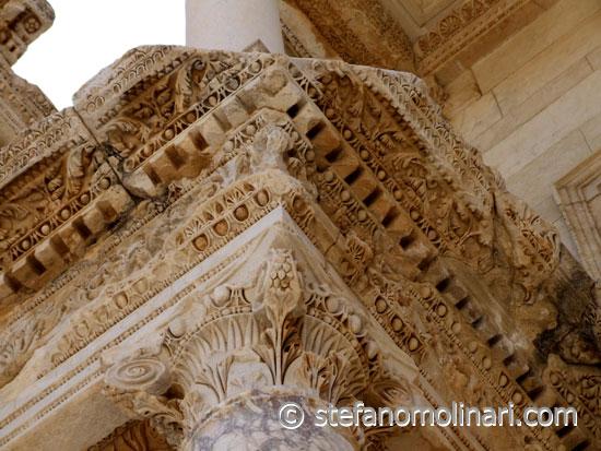 Celsus-Bibliothek - Ephesos - T�rkei